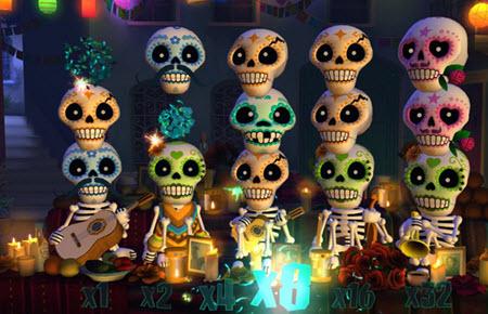 spela Esqueleto Explosivo