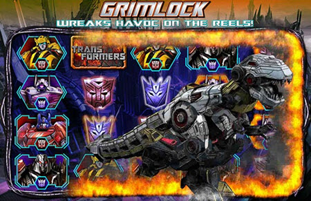 spela Transformers Battle for Cybertron